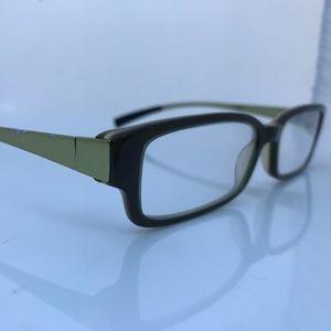 DKNY Women Eyeglasses Frame plastic Metal Frame